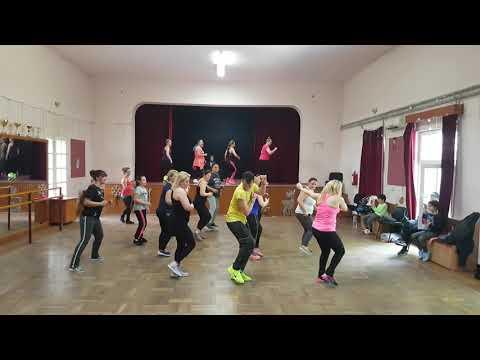 Zumba Fitness - Me Emborrachare