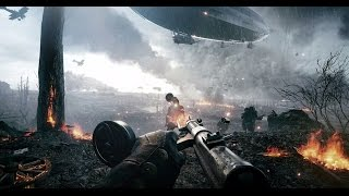 45 minutazos de gameplay de Battlefield 1