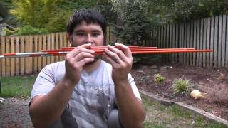 How to Build a 40 Pound No Heat PVC Bow for Less Than $7