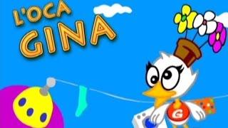 L'OCA GINA Cartone Animato