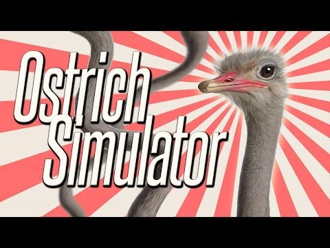 Ostrich Simulator - FEATHER GOAT!