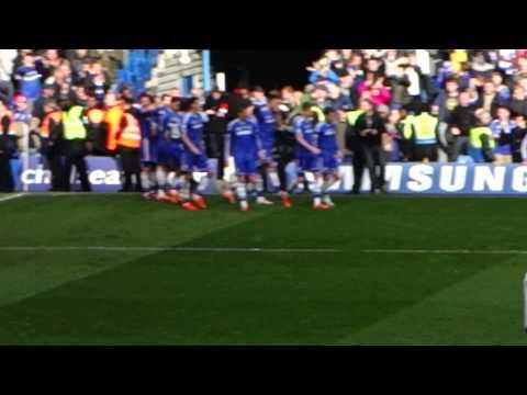 Chelsea 1-0 Everton (22/02/14)