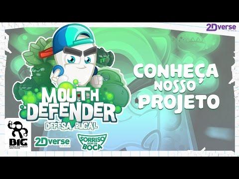 """""""Mouth Defender: Defesa Bucal"""" - Conheça nosso projeto!"""