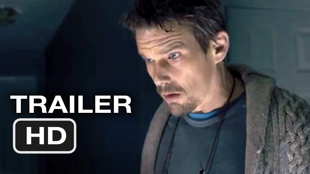 Sinister Trailer (2012...