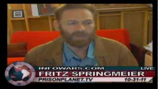 Alex Jones: Fritz Springmeier Illuminati Mind Control