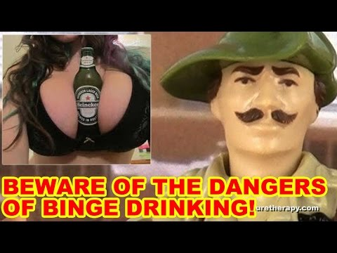 Binge Drinking Safety Brief - Action Figure Therapy