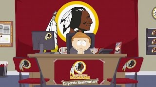 South Park: The Washington Redskins get Offended