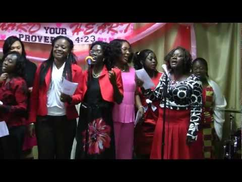 Womens Day 2011 - Harvest Womens Choir