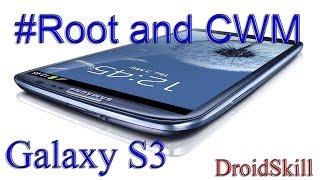 Como Fazer ROOT E Recovery (how To Make) No Galaxy S3 PT-BR