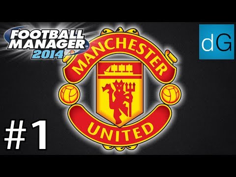 FM 14 - Man Utd Career Mode