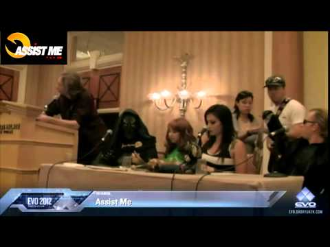 ASSIST ME! Evo 2012 Panel - Part 1