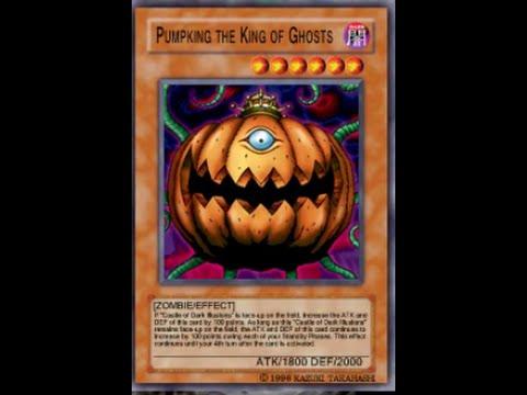 Thách Đấu nhân vật Phim Hoạt Hình Vua Trò Chơi Yugioh: Yugioh Mất Pumpking