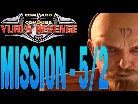 C&C Yuri's Revenge Allied Mission 5 - Clones Down Under (2/2)