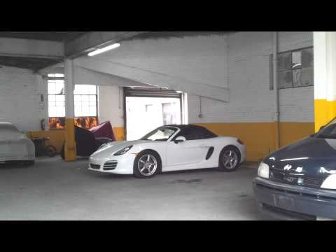Super Car Porsche Boxster 20140316 152815