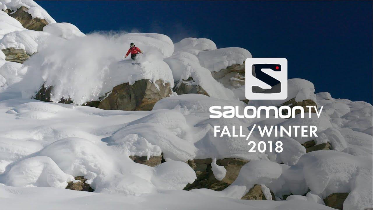 Видео: Горные лыжи Salomon 17/18