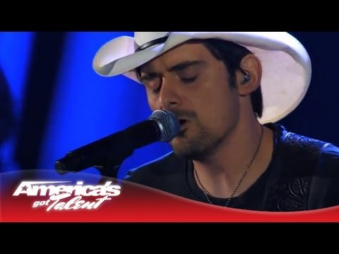 Brad Paisley - I Can't Change the World