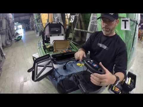 How To Install a Power-Pole Micro Anchor on the Jackson Kayak Big Rig Fishing Kayak