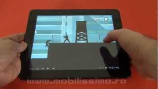 Vector Review Joc Android, Testat Pe Tableta E-Boda