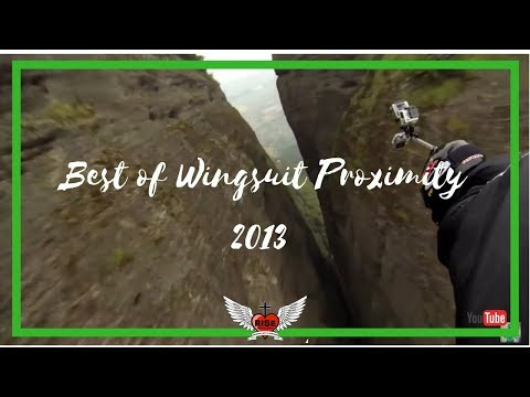 Best of Wingsuit Proximity Flying 2013