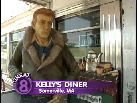 Kelly's Diner - Somerville, MA (Phantom Gourmet)