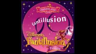 Disney's Fantillusion Parade Music Of The Parade Of