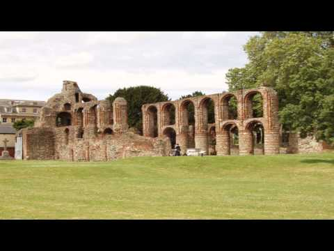 St. Botolph   s Priory Leigh-on-sea Essex