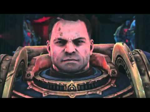 Warhammer 40000: Space Marine - Новое видео с русской озвучкой