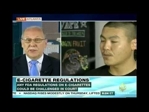 E-Cigarette Regulations: New FDA Proposals - Al Jazeera America