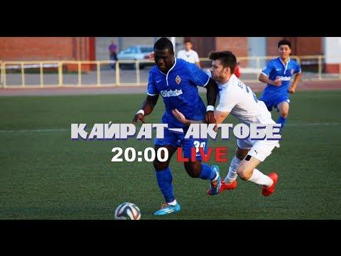 FC Kairat Almaty 7-1 FK Aktobe Lento