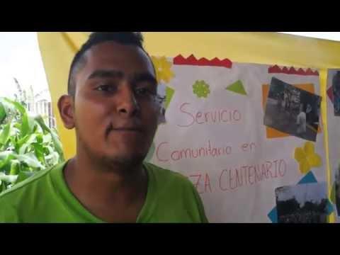 Feria de logros jovenes constructores Quezaltepeque.