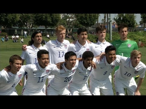 U-18 MNT vs. Mexico: Highlights - April 12, 2014