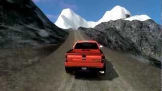 GTA IV :: Map Ghost Peak Mountain