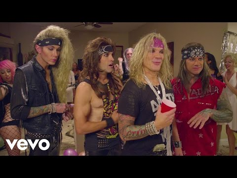 Steel Panther - Party Like Tomorrow Is The End Of The World