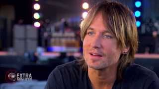 EXTRA MINUTES | Keith Urban discussing life on the road and why he still calls Australia home.