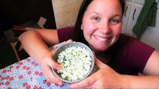 Make Cheese In 5 Minutes Without Using Rennet!