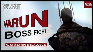 Infinity Blade 3: VARUN BOSS FIGHT! (with Heaven