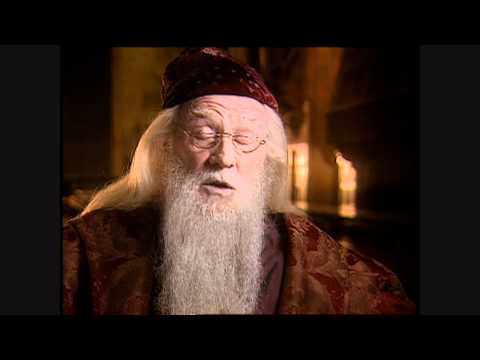 Harry Potter and the Chamber of Secrets - Richard Harris short interview