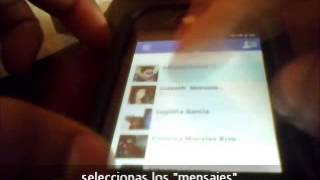 Como Desconectarse De Facebook Chat Android(bien Explicado