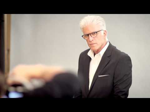 Ted Danson Talks Ocean Conservation with Nautica and GQ