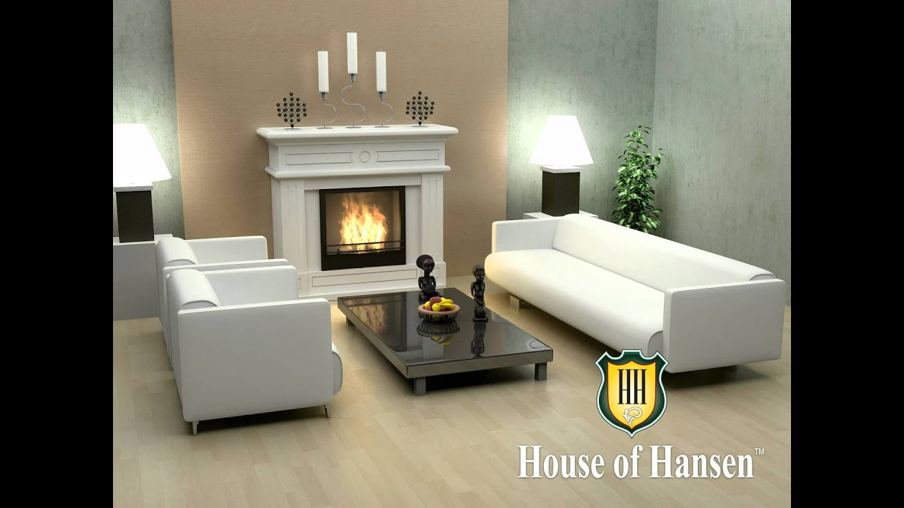 bioethanol pejse fra house of hansen youtube. Black Bedroom Furniture Sets. Home Design Ideas