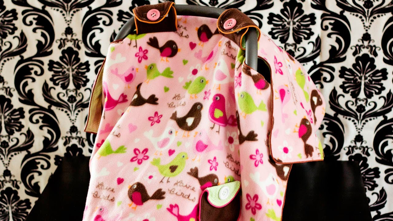 How to Make Baby Car Seat Covers