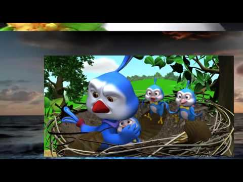 Chiếc Cầu Xoay,Bridge's Story-Bamboo Animat, Phim hoat hinh 3d