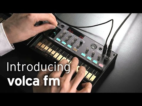 Korg Volca FM Digital FM Synthesizer Sound Module