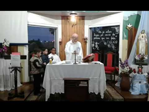 Santa Missa | 06.05.2020 | Quarta-feira | Padre José Sometti | ANSPAZ