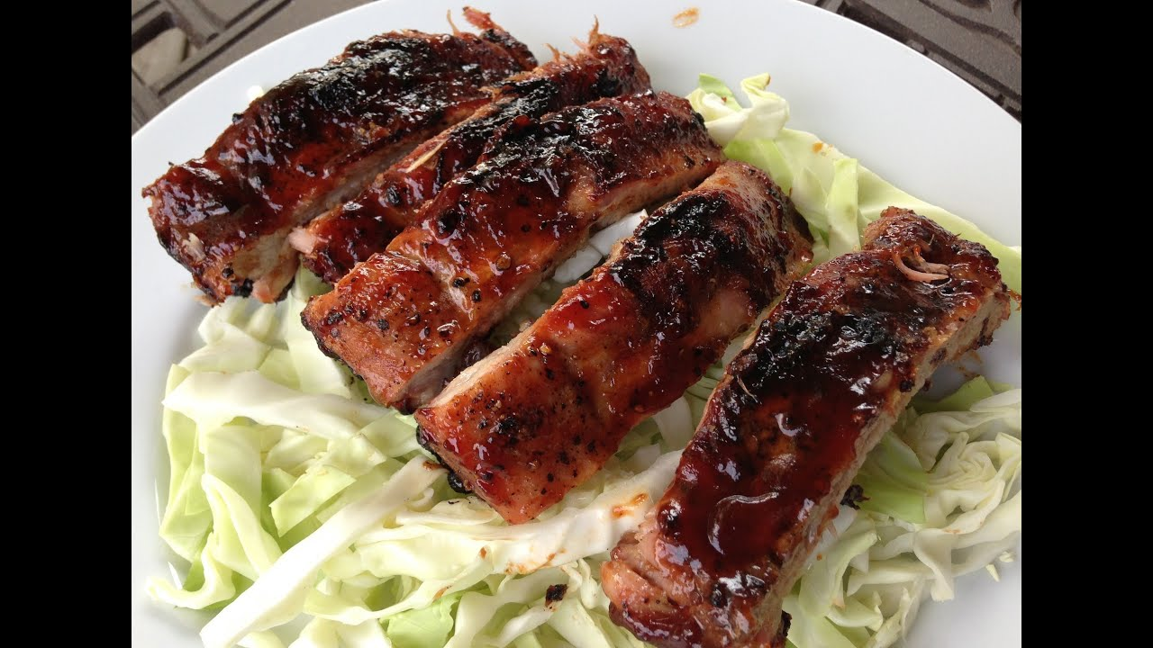 how to cook bbq ribs fast