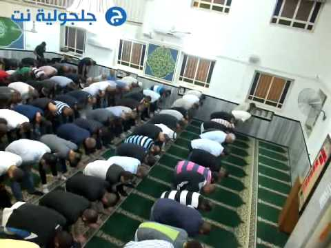 5 صلاة العشاء والتراويح الخامس من رمضان من مسجد ابو بكر الصديق  -
