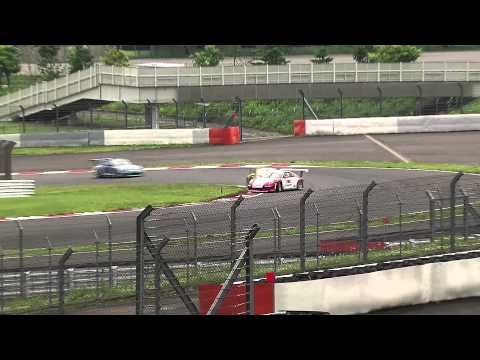 Yuey Tan - 2014 Highlights from the Porsche Carrera Cup Asia