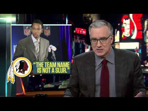 "NFL Executives: ""Redskins"" Team Name Not A Slur"