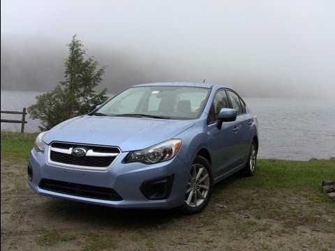 All New 2012 Subaru Impreza exposed Inside & Out