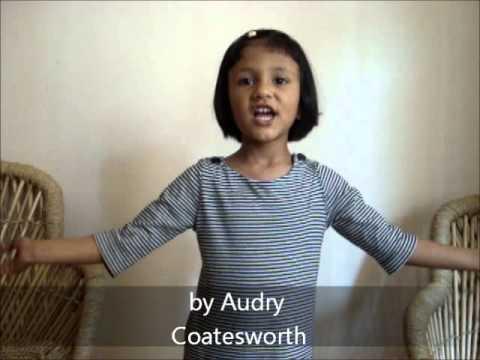 Binita's Poem Recitation (Judge Me Not)